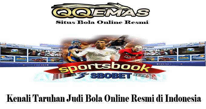Kenali Taruhan Judi Bola Online Resmi di Indonesia